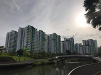 Walk along the longest Singapore man made river