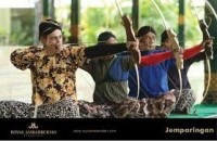 Javanese Traditional Archery (Jemparingan) & Javanese Royal Hi-Tea (Patehan) with Bintang